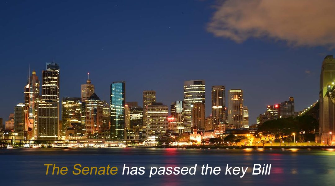 Super Reform Bill passed