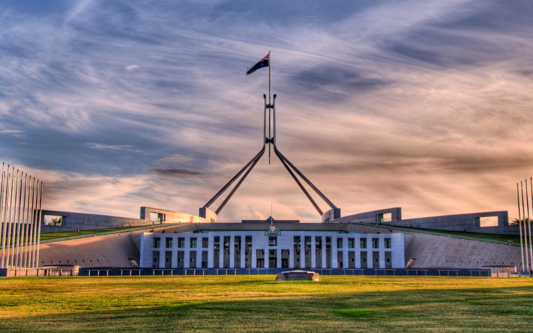 """Securing Australia's recovery"" 